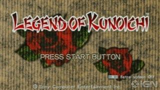 Legend of Kunoichi