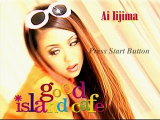 Ai Iijima: Good Island Cafe