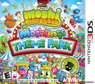 Moshi Monsters: Moshlings Theme Park