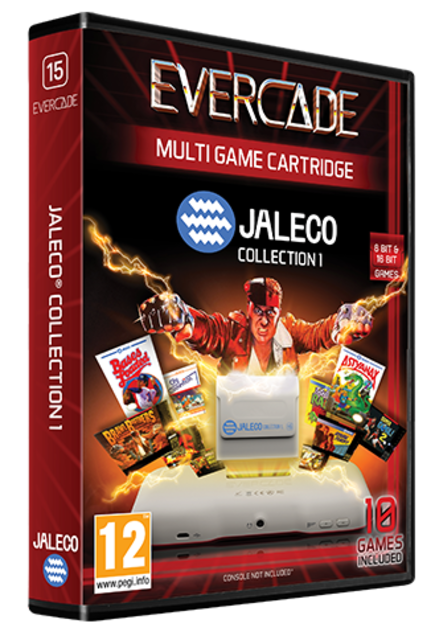 Jaleco Collection 1