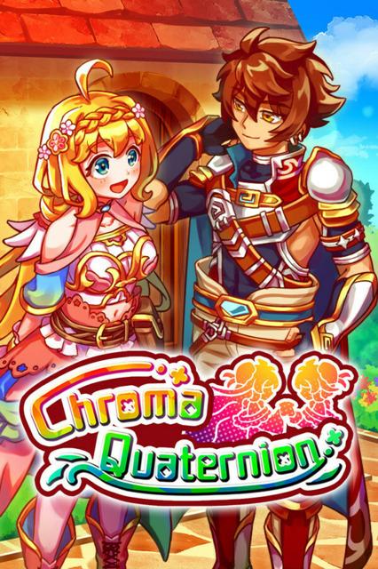 Chroma Quaternion