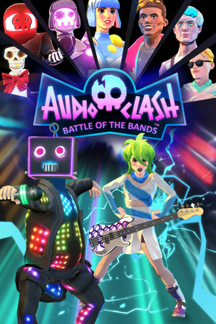 AudioClash: Battle of the Bands