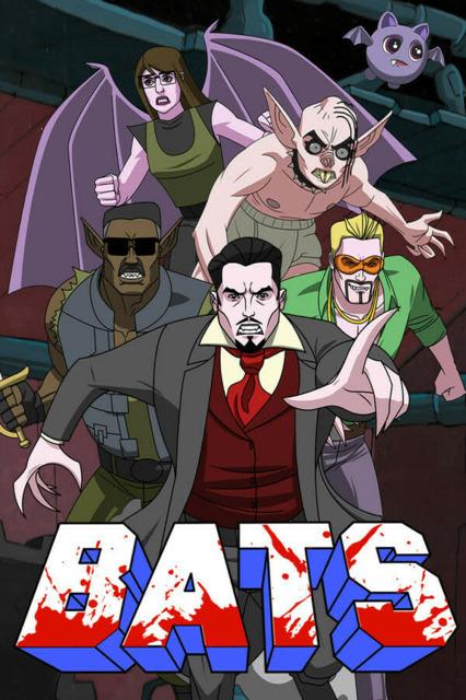 BATS: Bloodsucker Anti-Terror Squad