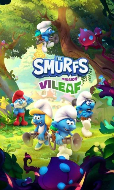 The Smurfs: Mission Vileaf