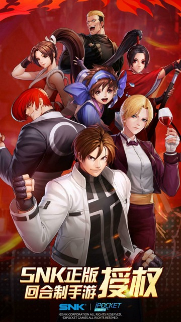 SNK Fighting Age