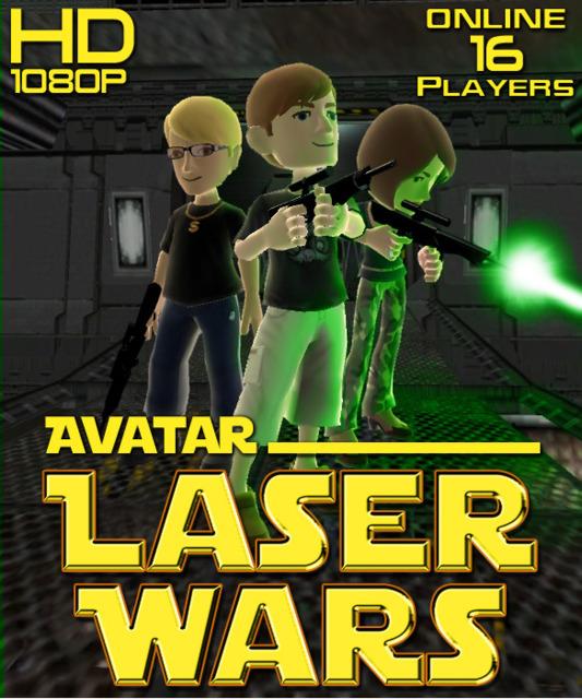 Avatar Laser Wars