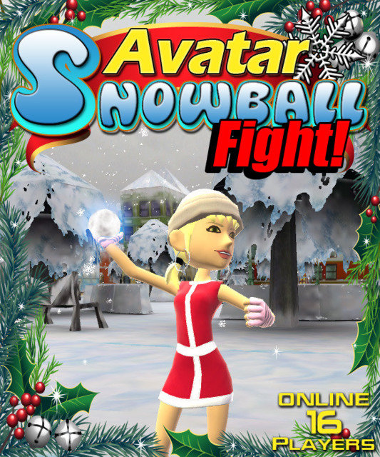 Avatar Snowball Fight