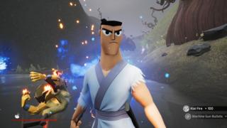 Quick Look: Samurai Jack: Battle Through Time
