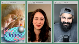 The Very Online Show 01: The old beach meme and the M. Night Shyamalan paradox