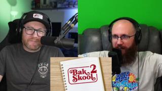 Dan Ryckert and Jeff Bakalar are going Bak 2 Skool!