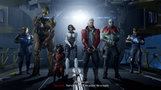 Quick Look: Marvel's Guardians of the Galaxy