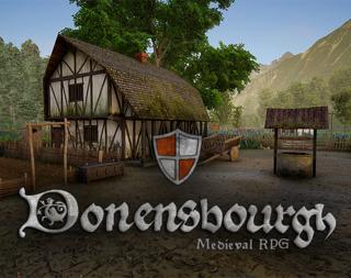 Donensbourgh - Medieval RPG