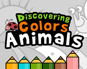 Discovering Colors - Animals