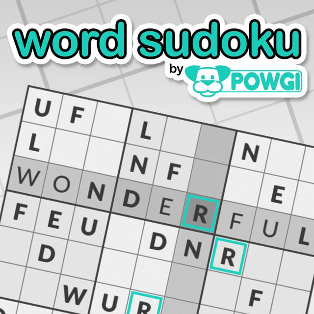 Word Sudoku By POWGI