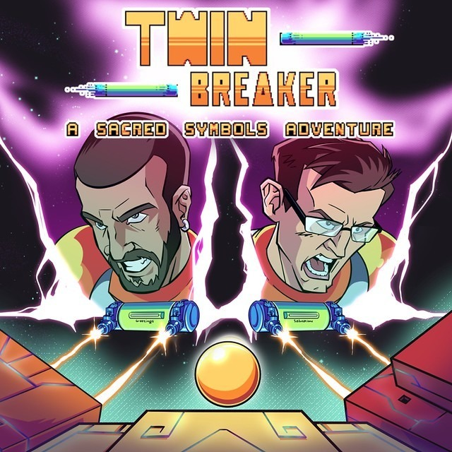 Twin Breaker: A Sacred Symbols Adventure