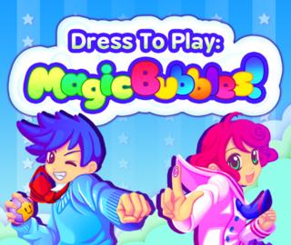 Dress To Play: Magic Bubbles!