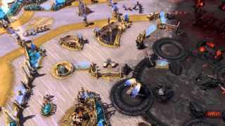 Structures and minions are themed specially for each battleground.