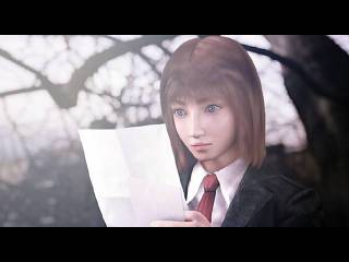 Part of the game's story is told through pre-rendered cutscenes.