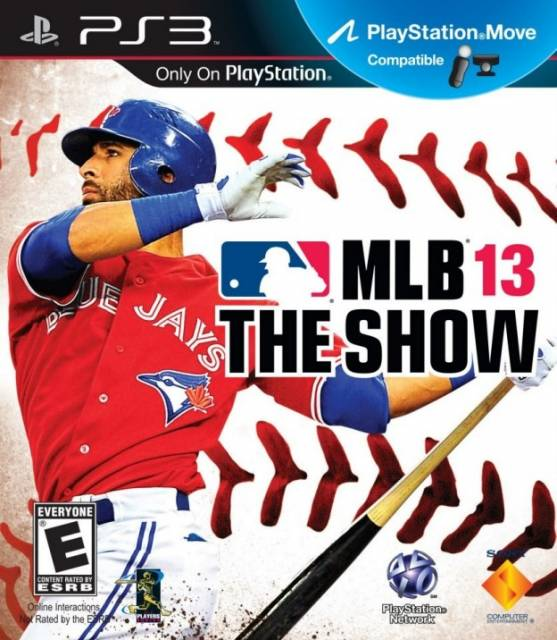 Jose Bautista's fan voted cover (CAN)