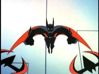 Shooting A Batarang