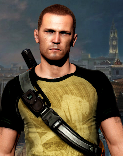 Cole has a new look and voice in the sequel
