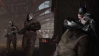 Stealth is a major component of Arkham City.