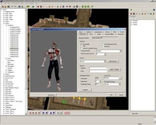 Screenshot of Aurora Toolset