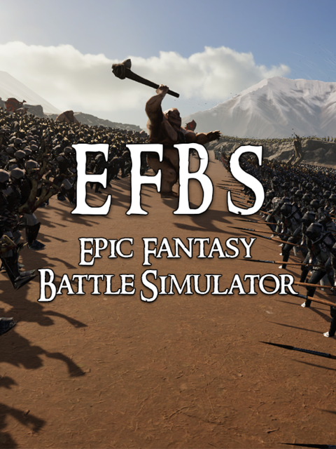 Epic Fantasy Battle Simulator
