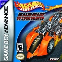 Hot Wheels: Burnin' Rubber
