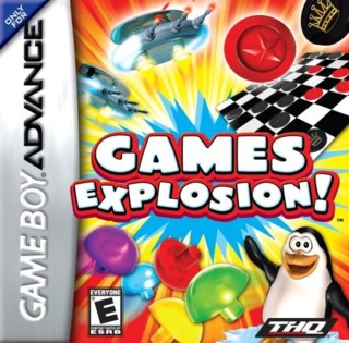 Games Explosion!