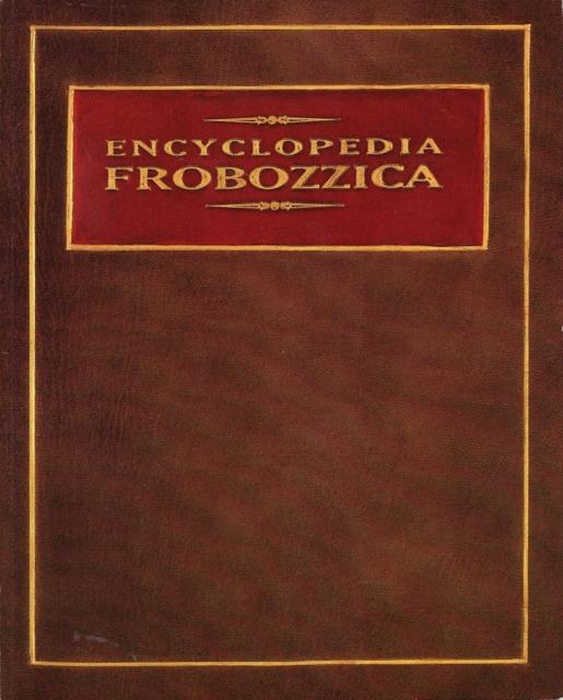 Encyclopedia Frobozzica (cover)