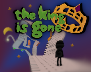 The King is Gone