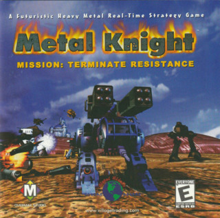 Metal Knight: Mission - Terminate Resistance