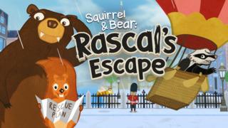 Squirrel & Bear: Rascal's Escape