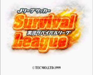 J-League Soccer: Jikkyou Survival League