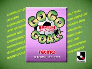 J-League Go Go Goal!