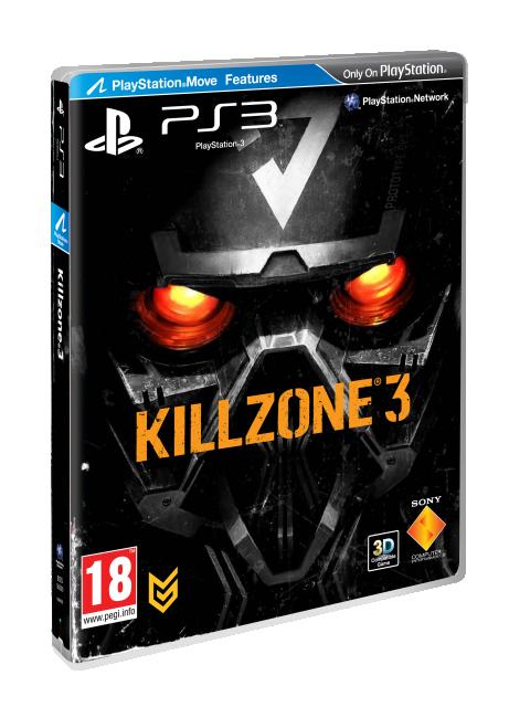 Killzone 3 EU Collector's Edition with Steel Case