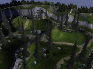 The bonus maps included in the PC and Mac versions are focused on large-scale battles with numerous vehicles to choose from.