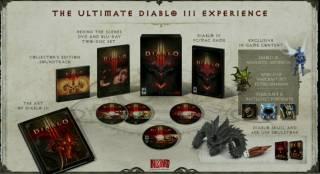Diablo III Collector's Edition Contents