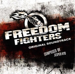 CD Artwork Cover for Freedom Fighters OST