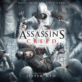 Assassin's Creed Soundtrack Cover Art