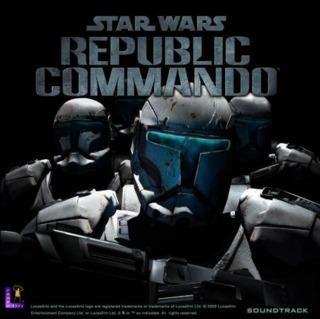 Cover Art for Republic Commando's Soundtrack