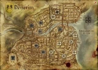 The Capital City of Denerim