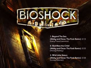 Back Cover for the BioShock EP