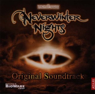 Artwork for the Soundtrack's Front Cover