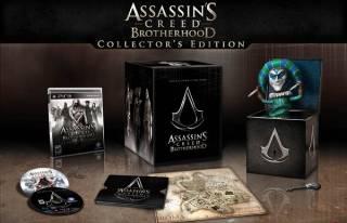The AC: Brotherhood Collector's Edition set