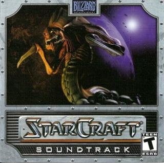 StarCraft Soundtrack Cover Art