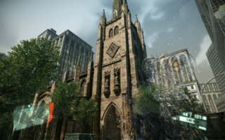 Crysis 2 is a visual treat to the eyes.