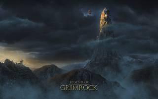 Mount Grimrock.