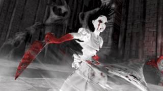 Alice in Hysteria mode.